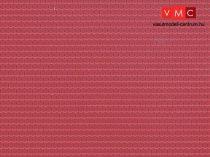 Vollmer 7350 Dekorlap: Tetőcserép, műanyag (N)