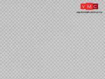 Vollmer 7352 Dekorlap: Palatető, műanyag (N)