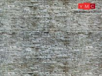 Vollmer 7365 Dekorlap: Kőfal, karton (N)