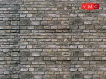 Vollmer 7366 Dekorlap: Kőfal, karton (N)