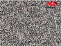 Vollmer 7370 Dekorlap: Kőfal-kváderkő, karton (N)
