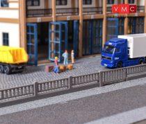 Vollmer 7424 Gyárkerítés készlet, 125 cm (N)