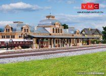 Vollmer 7501 Állomási fedett peron, Baden (N)
