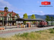 Vollmer 7504 Állomási fedett peron, Baden - Baden, 5 részes (N)