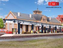 Vollmer 7538 Állomási fedett peron, 3 részes (N)