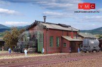 Vollmer 7607 Fűtőház, egyállásos (N)