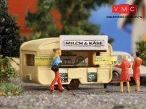 Vollmer 47620 Tej és sajtárus lakókocsi (N)