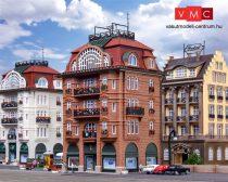 Vollmer 7650 Városi emeletes ház, Romantikus kávéház (N)