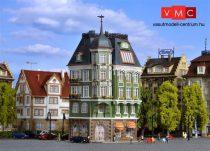 Vollmer 7651 Városi emeletes sarokház, bank (N)