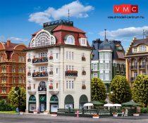 Vollmer 7663 Wiener kávéház emeletes városi lakóház (N)