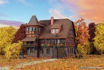 Vollmer 7679 Vámpír villa, villogó vörös fénnyel (N)