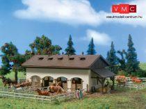 Vollmer 7719 Istálló lovakkal (N)
