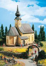 Vollmer 7740 Alpesi templom (N)