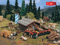 Vollmer 7741 Hegyi pihenő (Hütte) - Kaiser Franz Joseph (N)