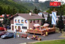 Vollmer 7747 Alpesi söröző, terasszal - Seeblick (N)