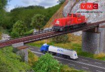 Vollmer 7825 Egyenes hídpálya, 222 mm (2 db) (N)