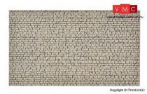 Vollmer 48220 Dekorlap - Natúrkő fal (H0)
