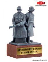 Vollmer 48286 Világháborús emlékmű - Steinkunst (H0)