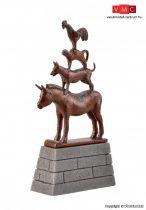 Vollmer 48287 Brémai muzsikusok szobor (H0)