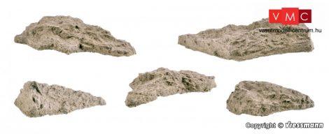 Vollmer 48300 Szikladarabok, 5 db (H0)