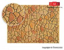 Vollmer 48727 Mediterrán sokszögű térkőburkolat - Steinkunst (0)