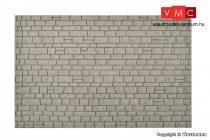 Vollmer 48820 Dekorlap - Natúrkő fal (G)