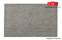 Vollmer 48821 Dekorlap - Házalap fal (G)