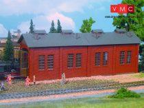 Vollmer 9112 Fűtőház, egyállásos (H0) - START serie