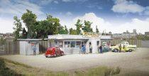 Walthers 32909 Amerikai étterem: Miss Bettie's Diner (H0)