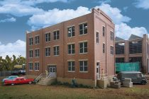 Walthers 32967 Amerikai irodaépület gyárakhoz, Continental Machine Tool (H0)