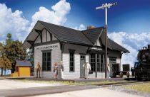 Walthers 33532 Amerikai vasútállomás, Golden Valley (H0)