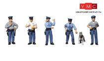 Woodland Scenics A1822 HO Policemen