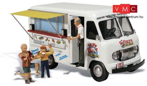 Woodland Scenics AS5338 N Ike's Ice Cream Truck