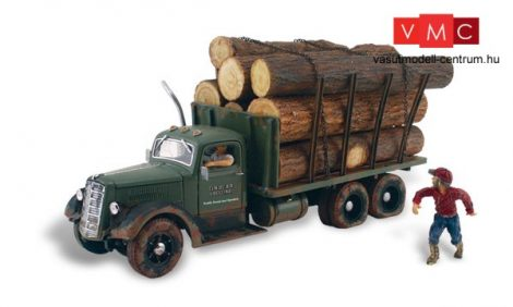 Woodland Scenics AS5343 N Tim BuR.R. Logging