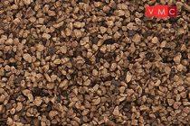 Woodland Scenics B1379 Brown Medium Ballast
