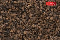 Woodland Scenics B85 Dark Brown Coarse Ballast (Bag)