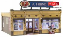 Woodland Scenics BR4941 N J. Frank's Grocery