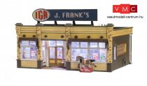 Woodland Scenics BR5851 O J. Frank's Grocery