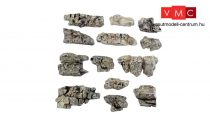 Woodland Scenics C1139 Outcroppings Ready Rocks