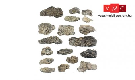 Woodland Scenics C1140 Surface Ready Rocks