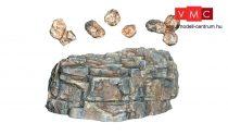 Woodland Scenics C1236 Classic Rocks Rock Mould (5x7)