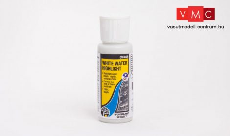 Woodland Scenics CW4529 White Water Highlight Water Tint