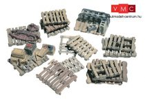 Woodland Scenics D204 15 Assorted Skids/Palletts