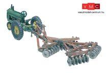 Woodland Scenics D207 Disc & Tractor (1938-1946)