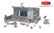 Woodland Scenics D215 Chicken Coop