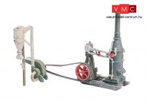 Woodland Scenics D229 Steam Engine & Hammer Mill