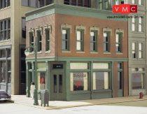 Woodland Scenics DPM11300 Carol's Corner Cafe