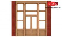 Woodland Scenics DPM30141 Street Level Victorian Entry Door (x4)