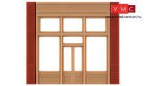 Woodland Scenics DPM30161 Street Level 20th Century Entry Door (x4)