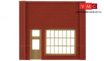 Woodland Scenics DPM30171 Street Level Steel Sash Entry Door (x4)